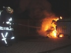 Containerbrand Hegelring